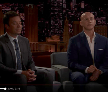 2-minutes headspace meditation with Jimmy Fallon