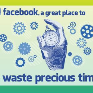 facebook waste of time