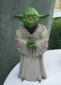 Master Yoda. Foto: L.Güntsche, The Dignified Self