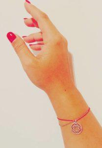 Wurzel-Chakra Armband