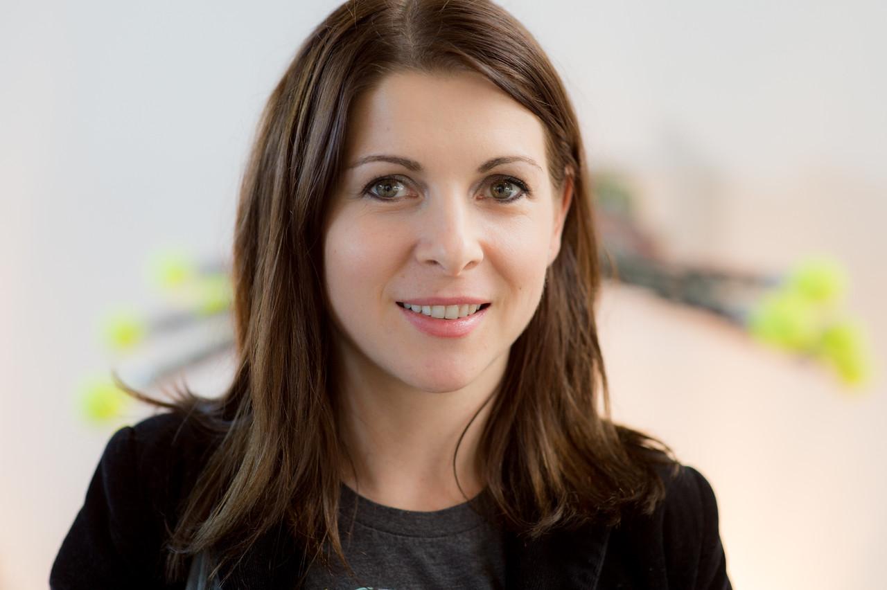 Cristina Riesen, GM Evernote