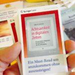 Achtsamkeit in digitalen Zeiten von Lilian N.Güntsche, Gründerin von THE DIGNIFIED SELF
