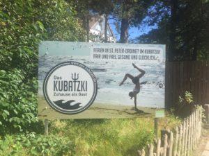 Das Kubatzki Hotel in St.Peter Ording